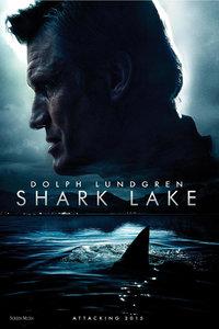 鲨鱼湖泊(科幻片)