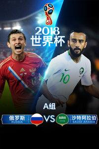 2018世界杯 A组俄罗斯VS沙特阿拉伯