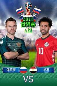 2018世界杯 A组俄罗斯VS埃及