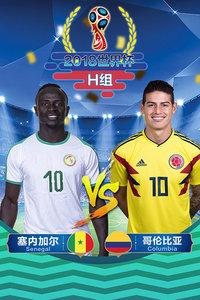 塞内加尔VS哥伦比亚