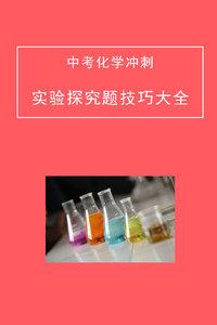 中考化学冲刺:实验探究题技巧大全