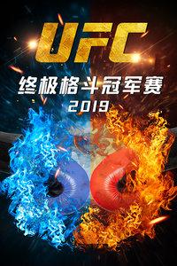UFC终极格斗冠军赛 2019