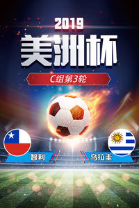 2019美洲杯 C组第3轮 智利VS乌拉圭