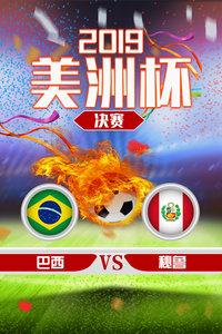 2019美洲杯 决赛 巴西VS秘鲁