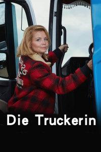 女卡车司机
