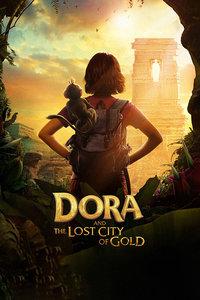 爱探险的朵拉:消失的黄金城