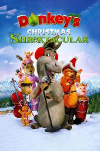 史莱克圣诞特辑:驴子的圣诞歌舞秀