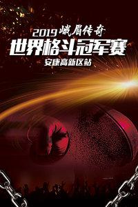 2019峨眉传奇世界格斗冠军赛 安康高新区站