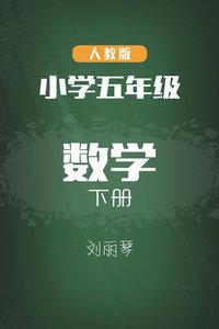 人教版小学数学五年级下册 刘丽琴