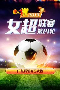 2019女超联赛 第14轮 广东辉骏VS大连
