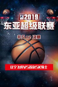 2019东亚超级联赛非凡12 决赛 辽宁飞豹VS首尔SK骑士