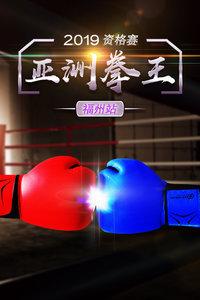 2019亚洲拳王资格赛 福州站