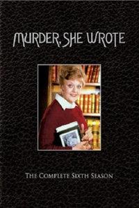 女作家与谋杀案 第六季