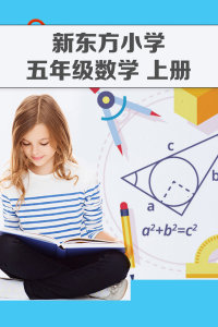 新东方小学五年级数学 上册