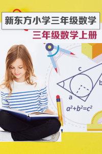 新东方小学三年级数学 上册