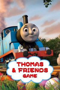 托马斯和朋友做游戏