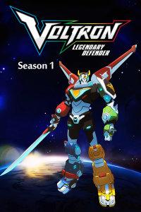 Voltron 战神金刚 第一季