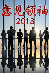 意见领袖 2013