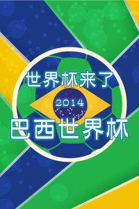 世界杯来了 2014巴西世界杯