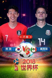 2018世界杯 F组韩国VS墨西哥