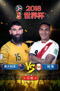 2018世界杯 C组澳大利亚VS秘鲁