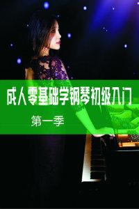 成人零基础学钢琴初级入门 第一季