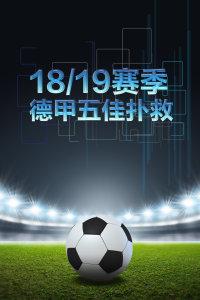 18/19赛季德甲五佳扑救