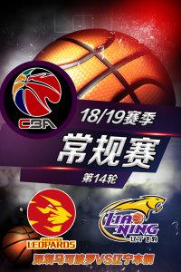 CBA 18/19赛季 常规赛 第14轮 深圳马可波罗VS辽宁本钢