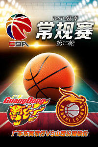 CBA 18/19赛季 常规赛 第15轮 广东东莞银行VS山西汾酒股份
