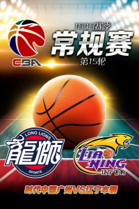 CBA 18/19赛季 常规赛 第15轮 时代中国广州VS辽宁本钢