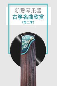 新爱琴乐器古筝名曲欣赏 第二季