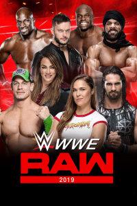 WWE RAW 2019