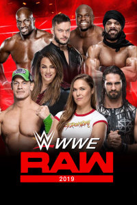 WWE RAW 2019短视频