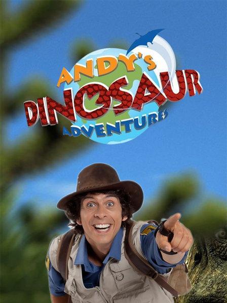 安迪的冒险第二季:穿越时空恐龙迷