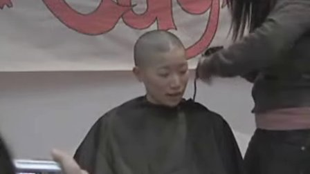 many girls headshave