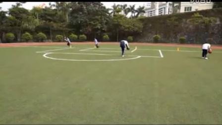 《篮球基本技术-运球》教学课例(八年级体育,南山实验学校:李广科)