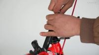 凤凰儿童自行车安装视频