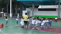 小学一年级体育,一物多玩(报纸)教学视频水平体育卢兰英