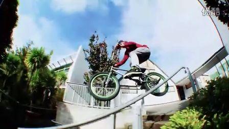 摩托机车、BMX小轮车、公路车、攀爬、滑板墨研视频图片