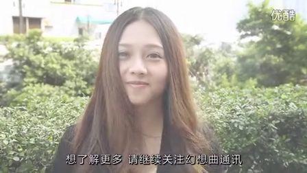 清新美女上街采访 iphone5 galaxy s3你怎么选(原创)