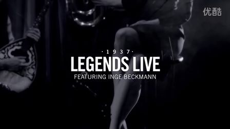 Legends Live __ Inge Beckmann does the 30's