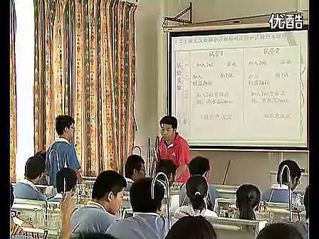 高二生物优质课视频《酶的特性》视频课堂实录