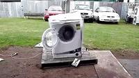 为什么洗衣机不能洗硬的东西