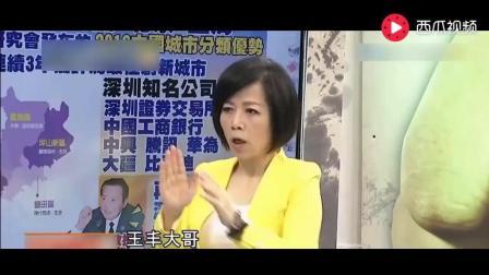 台湾节目: 主持人说我们要和大陆建跨海大桥或海底隧道, 要不台湾就是一座孤岛!