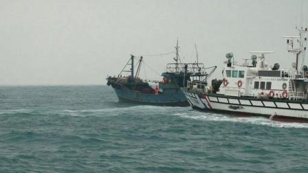"""台湾""""海巡署""""下狠手! 每天派52艘舰艇 叫嚣全力防堵大陆渔船"""