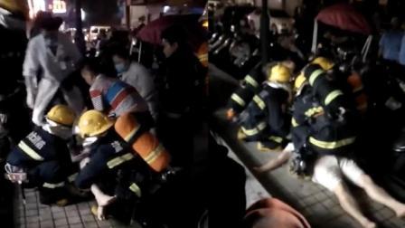 普宁发生一起一氧化碳中毒事故, 10名员工被紧急送医治疗