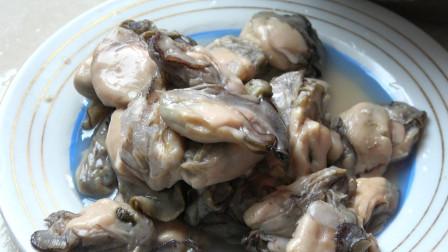 生蚝肉应该怎么吃?赶海回来给家人做个海鲜汤,婆婆直夸好喝!
