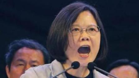 猖狂!台当局叫嚣:解放军战机敢靠近台湾 台军一个人就能打下来
