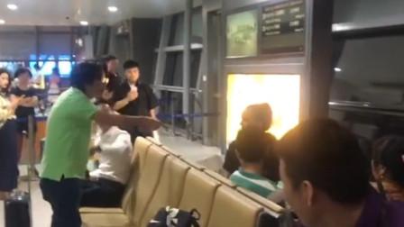 双簧管演奏家黄铮机场占座不成打骂小孩 被处行拘15日