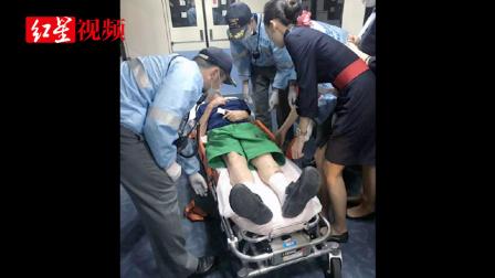 旅客突发疾病!东航放油45吨备降救人 航班已重新起飞